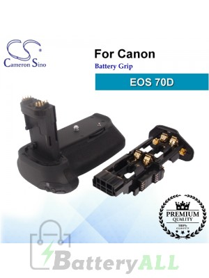 CS-CES70BN For Canon Battery Grip BG-E14