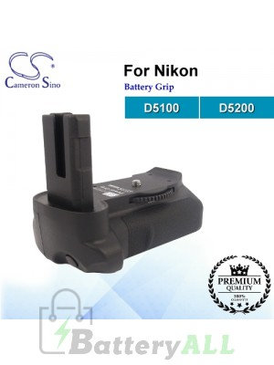 CS-NIK510BN For Nikon Battery Grip D5100 / D5200