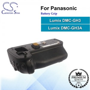 CS-PGH300BN For Panasonic Battery Grip DMW-BGGH3