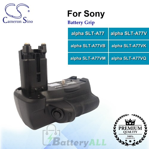 CS-SLT770BN For Sony Battery Grip VG-C77AM