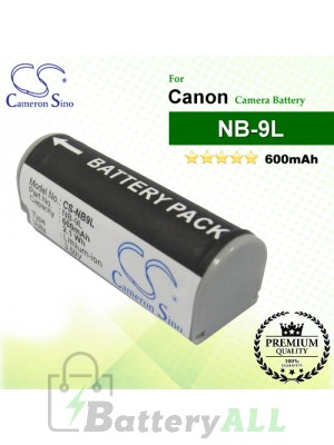 CS-NB9L For Canon Camera Battery Model NB-9L
