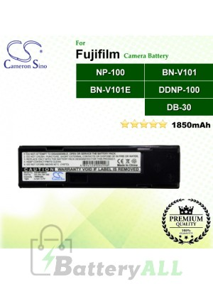CS-NP100FU For Fujifilm Camera Battery Model NP-100