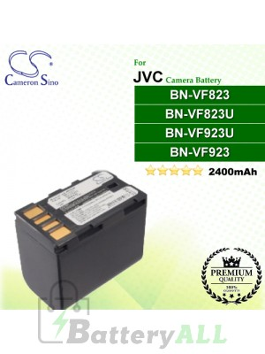 CS-JVF823D For JVC Camera Battery Model BN-VF823 / BN-VF823U / BN-VF923 / BN-VF923U