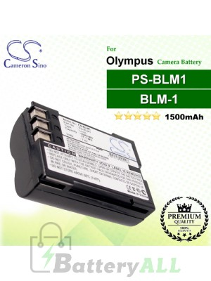 CS-BLM1 For Olympus Camera Battery Model BLM-1 / PS-BLM1