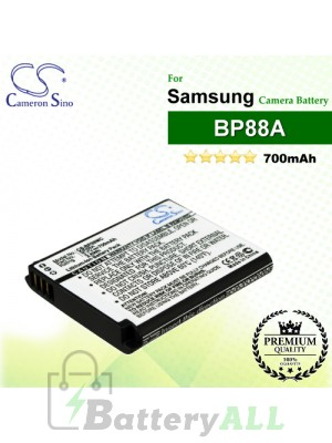 CS-BP88MC For Samsung Camera Battery Model BP88A