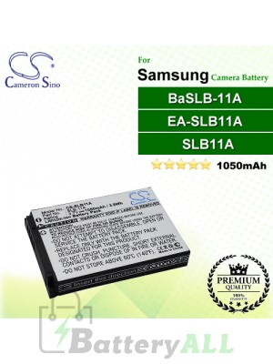 CS-SLB11A For Samsung Camera Battery Model EA-SLB11A / SLB11A / SLB-11A