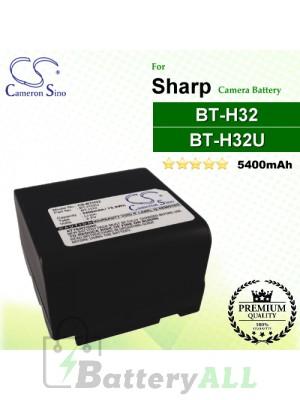 CS-BTH32 For Sharp Camera Battery Model BT-H32 / BT-H32U / BT-H42 / BT-N1 / BT-N1S / VR-151