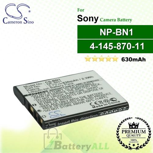 CS-BN1 For Sony Camera Battery Model NP-BN / NP-BN1