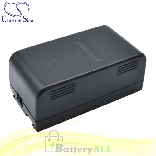 CS Battery for Panasonic PV-D506 / PV-D507 / PV-D607 / PV-S63 Battery 2400mah CA-PDVS2