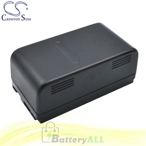 CS Battery for Panasonic PV-D705 / PV-IQ203 / PV-IQ205 Battery 2400mah CA-PDVS2