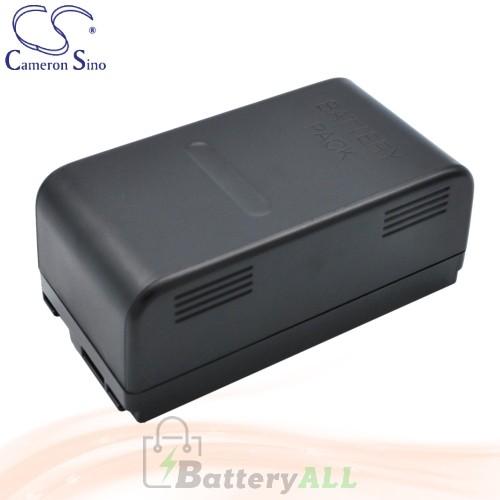 CS Battery for Panasonic PV-IQ525 / PV-L552 / PV-L557 Battery 2400mah CA-PDVS2