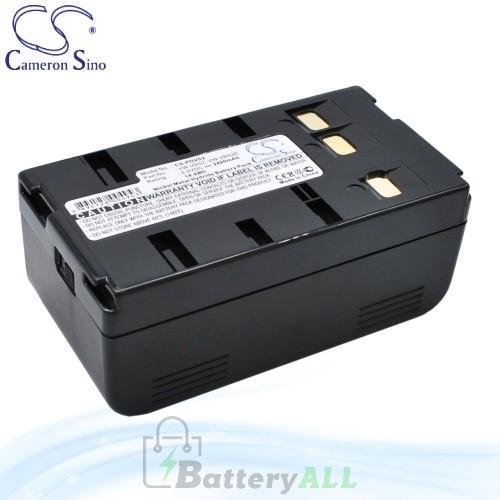 CS Battery for Panasonic PV-L606 / PV-L657 / PV-L757 / PV-S72 Battery 2400mah CA-PDVS2