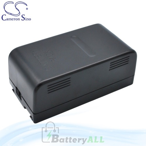CS Battery for Panasonic PV-S770A / VZ-LDS15 / XM-D1BK Battery 2400mah CA-PDVS2