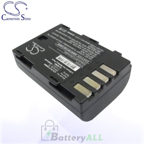 CS Battery for Panasonic DMW-BLF19 / Lumix DMC-GH3 DMC-GH4 Battery 2000mah CA-PLF190MH