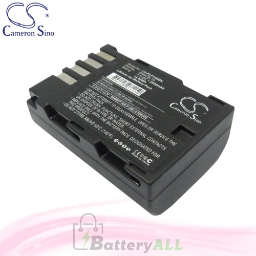 CS Battery for Panasonic Lumix DMC-GH4K / DMC-GH4KBODY Battery 2000mah CA-PLF190MH