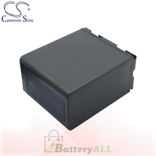 CS Battery for Panasonic NV-DS50A / NV-GX7K / AG-DVX102A Battery 5400mah CA-PVD54S