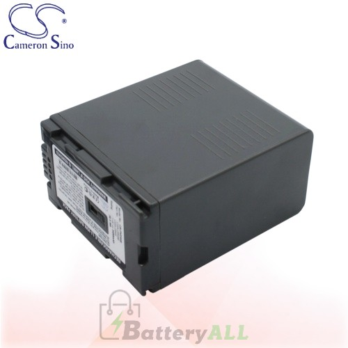 CS Battery for Panasonic NV-MX1000 / NV-MX2500 / NV-MX350 Battery 5400mah CA-PVD54S