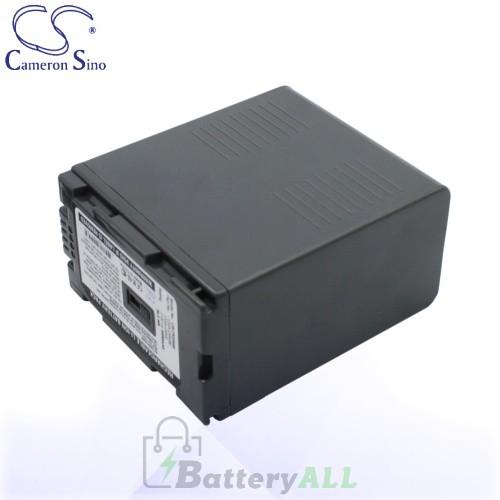 CS Battery for Panasonic AG-DVC30 / AG-DVC30E / AG-DVC32 Battery 5400mah CA-PVD54S