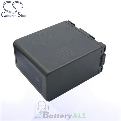 CS Battery for Panasonic AG-DVC33 / AG-DVC60 / AG-DVX100BE Battery 5400mah CA-PVD54S