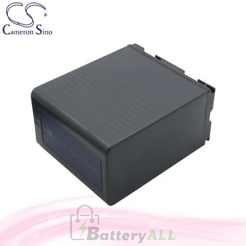 CS Battery for Panasonic AG-DVX100AP / AG-DVC60E / NV-DS30EG Battery 5400mah CA-PVD54S