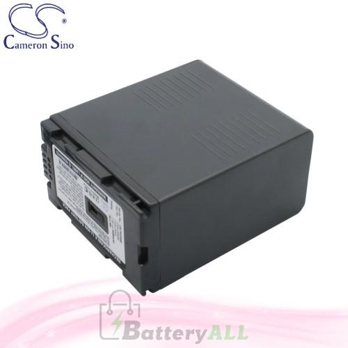 CS Battery for Panasonic AG-DVX100BP / AG-DVX100E / NV-GX7 Battery 5400mah CA-PVD54S