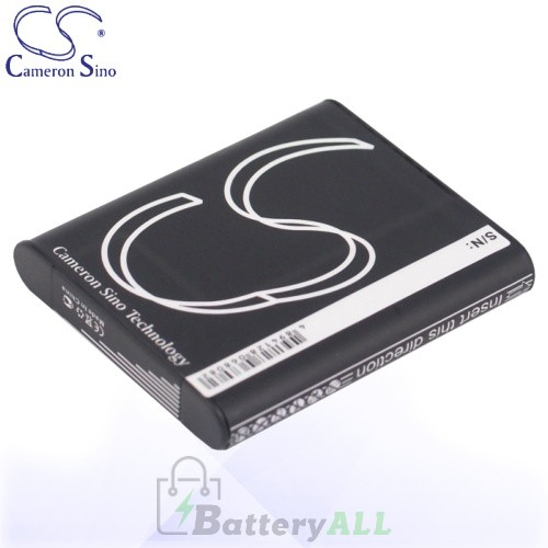CS Battery for Panasonic HX-WA2 / HX-WA2A / HX-WA2D Battery 770mah CA-PWA200MC