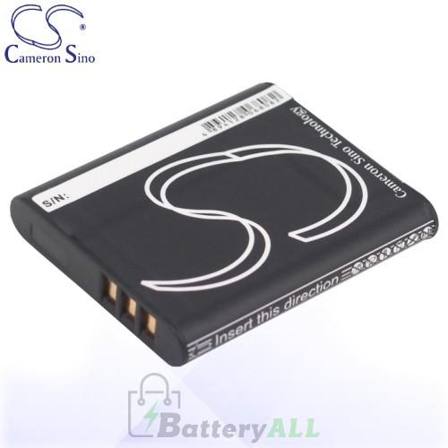 CS Battery for Panasonic HX-WA2GK / HX-WA2GK / HX-WA2A Battery 770mah CA-PWA200MC