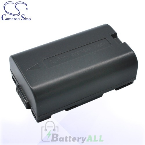 CS Battery for Panasonic CGR-D08SE/1B / CGR-D120A/1B / NVDA1B Battery 750mah CA-SPD110