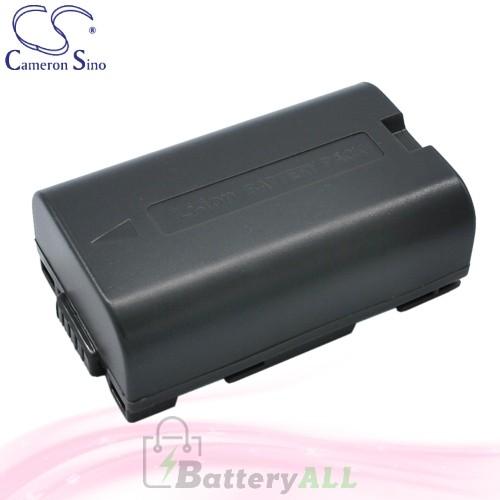 CS Battery for Panasonic NV-DS15 / NV-DS150B / NV-DS33 Battery 750mah CA-SPD110