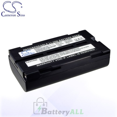 CS Battery for Panasonic AG-BP15P / CGR-B/202 / CGR-B/202A1B Battery 2000mah CA-SVBD1