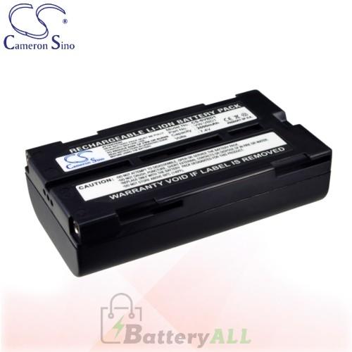 CS Battery for Panasonic NV-GS26GK / NV-GS27EB-S / NV-GS28GK Battery 2000mah CA-SVBD1