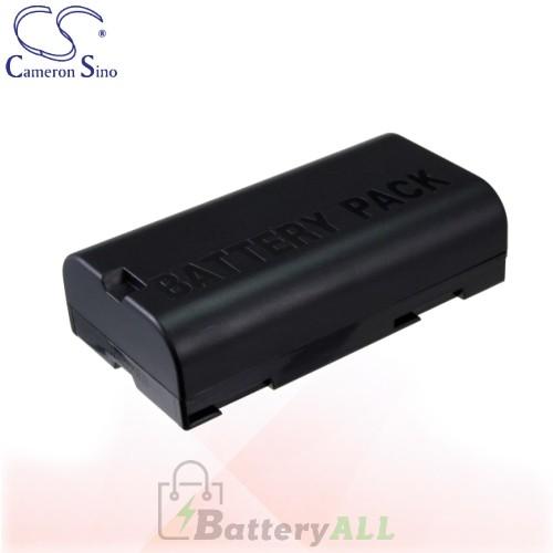 CS Battery for Panasonic NV-GS27E-S / NV-GS30 / NV-GS35E-S Battery 2000mah CA-SVBD1