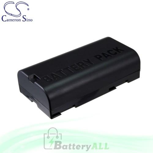 CS Battery for Panasonic NV-GS50A / NV-GS50B / NV-GS50K Battery 2000mah CA-SVBD1