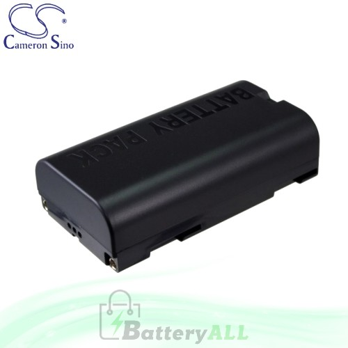 CS Battery for Panasonic NV-GS55EG-S / NV-GS55GN-S / NV-GS55K Battery 2000mah CA-SVBD1