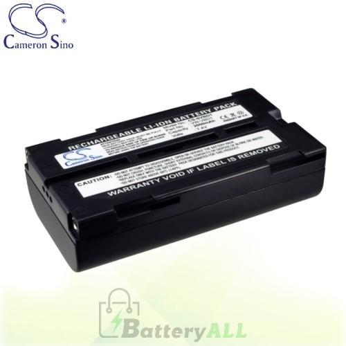 CS Battery for Panasonic NV-GS60 / NV-GS60EB-S / NV-GS60EG-S Battery 2000mah CA-SVBD1