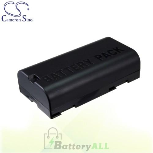 CS Battery for Panasonic NV-GS50 / NV-GS70A / NV-GS140 Battery 2000mah CA-SVBD1