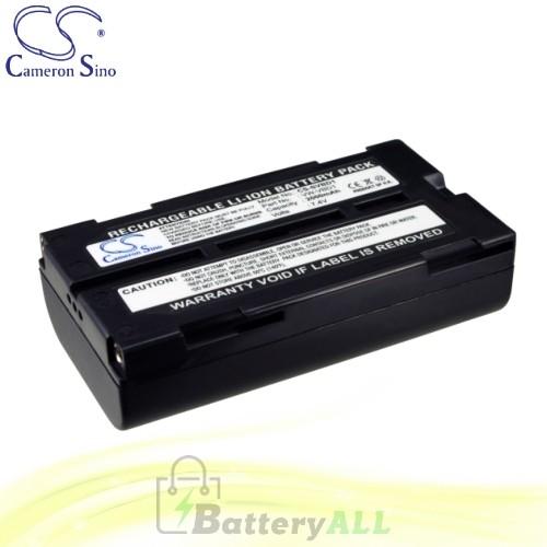 CS Battery for Panasonic NV-GS75 / NV-GS80 / NV-GS80EB-S Battery 2000mah CA-SVBD1