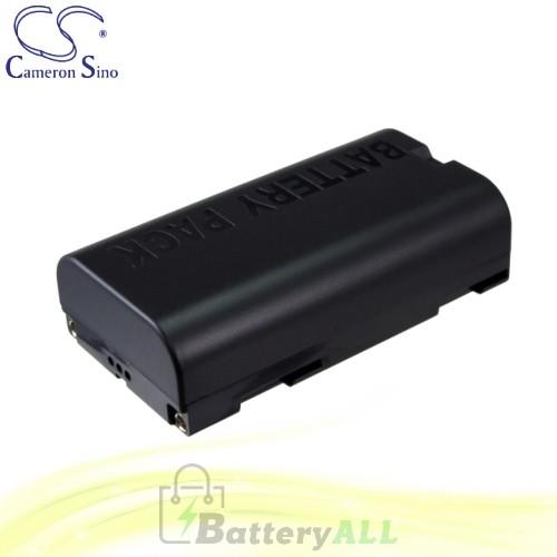 CS Battery for Panasonic NV-GS65 / NV-GS120GN / NV-GS120GN-S Battery 2000mah CA-SVBD1