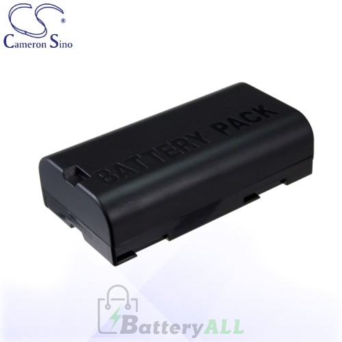 CS Battery for Panasonic CGR-B202A / PV-DBP5 / VW-B202 Battery 2000mah CA-SVBD1