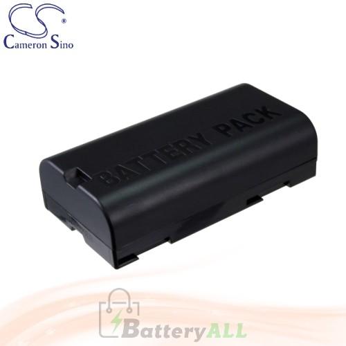CS Battery for Panasonic NV-GS180EB-S / NV-GS180EF-S Battery 2000mah CA-SVBD1