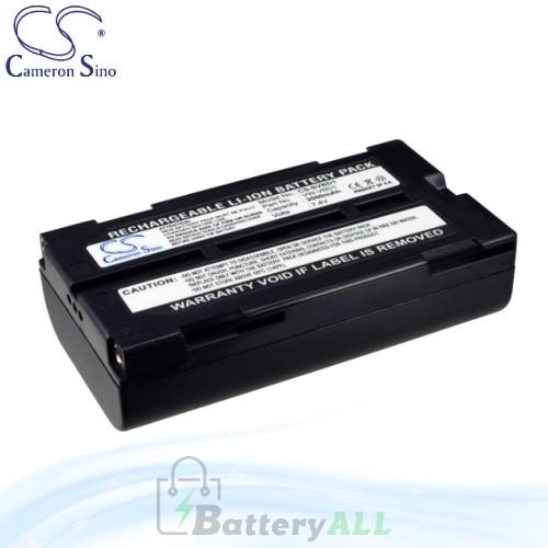 CS Battery for Panasonic NV-GS200 / NV-GS200B / NV-GS200EG-S Battery 2000mah CA-SVBD1