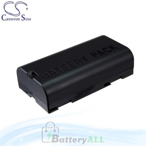 CS Battery for Panasonic NV-GS230EB-S / NV-GS230EG-S Battery 2000mah CA-SVBD1