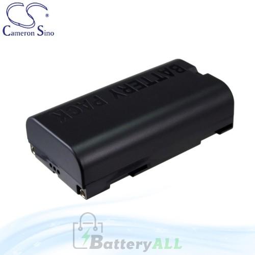 CS Battery for Panasonic NV-GS230E-S / NV-GS250 / NV-GS250B Battery 2000mah CA-SVBD1