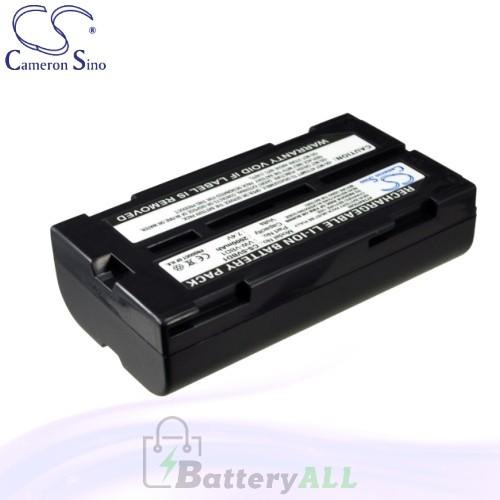 CS Battery for Panasonic NV-GS280EG-S / NV-GS300EB-S Battery 2000mah CA-SVBD1