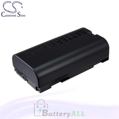 CS Battery for Panasonic NV-GS300EG-S / NV-GS300E-S Battery 2000mah CA-SVBD1
