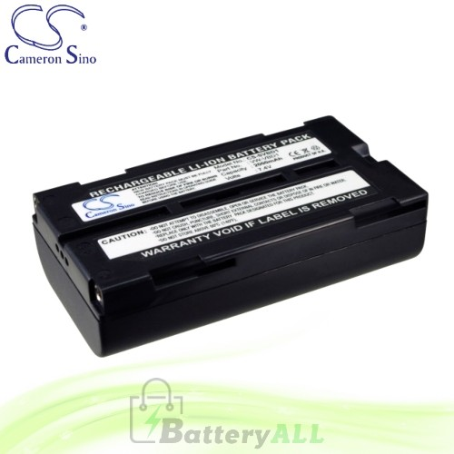 CS Battery for Panasonic NV-GS320E-S / NV-GS330 / NV-GS33EG-S Battery 2000mah CA-SVBD1