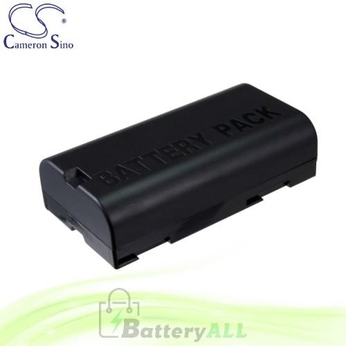 CS Battery for Panasonic NV-GS400GN / NV-GS400K / NV-GS408GK Battery 2000mah CA-SVBD1