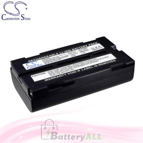 CS Battery for Panasonic NV-GS10EG / NV-GS100K / NV-GS10B Battery 2000mah CA-SVBD1