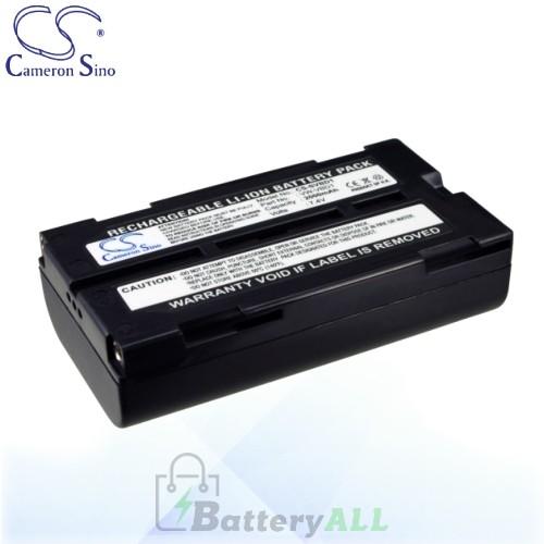 CS Battery for Panasonic SDR-H20 / SDR-H20EB-S / SDR-H20EG-S Battery 2000mah CA-SVBD1