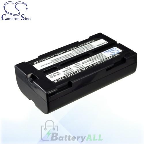 CS Battery for Panasonic SDR-H20E-S / SDR-H200 / SDR-H250 Battery 2000mah CA-SVBD1